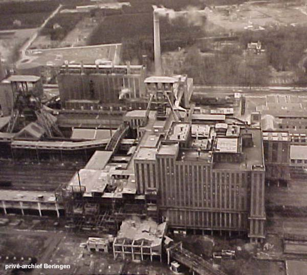The Beringen coal preparation plant (archive)